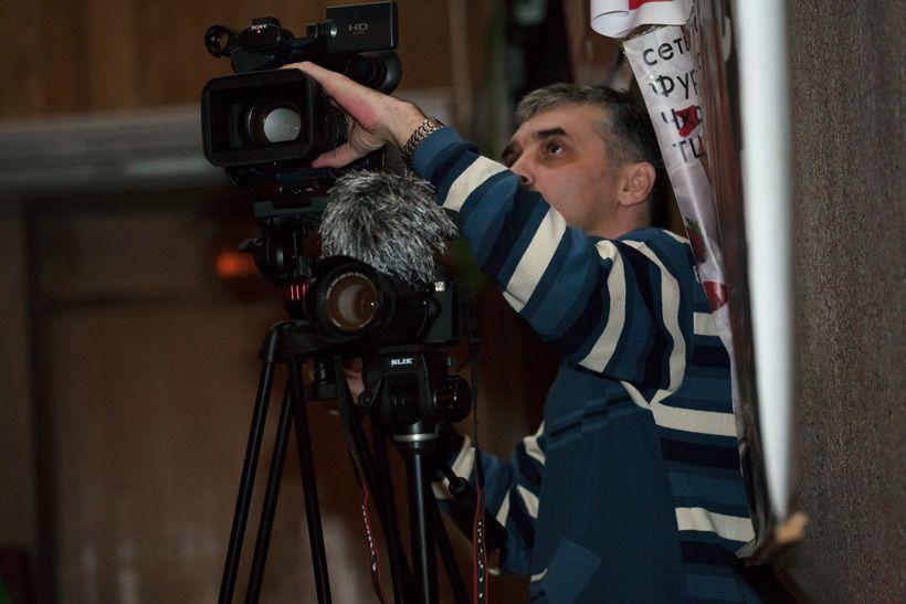 Фото 1887873 в коллекции Backstage - Mediafoks Studio, видео