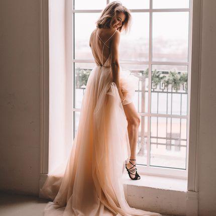 Свадебное платье Peachy Queen