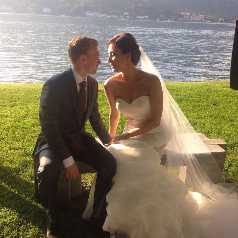 Александр и Екатерина  Сопровождением невесты в Италии - фото 3017487 Свадебный стилист Кучумова Селия