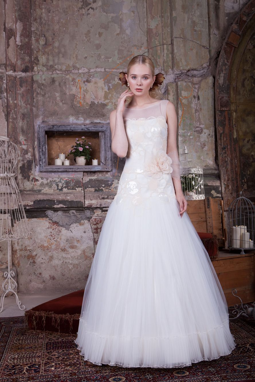 """Фото 1434669 в коллекции SOFOLY 2014г - """"Моя свадьба"""" - свадебный салон"""