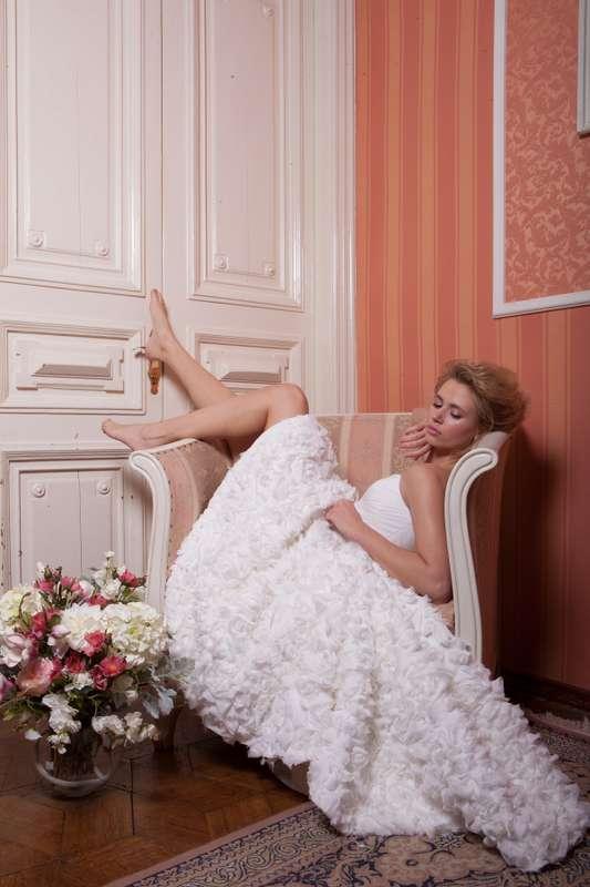 """мод Белая ночь. салон Моя свадьба - фото 2528309 """"Моя свадьба"""" - свадебный салон"""