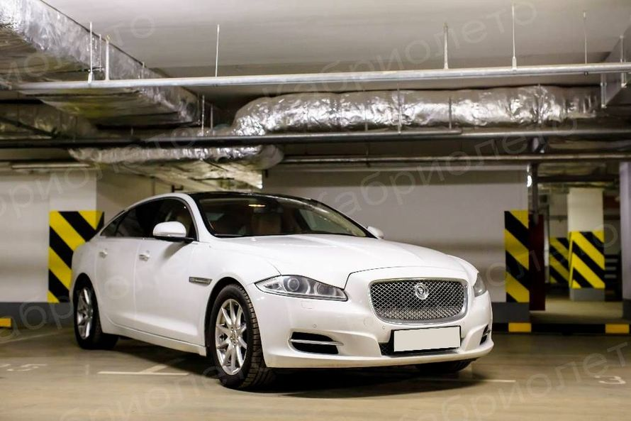 Аренда Jaguar XJ Long