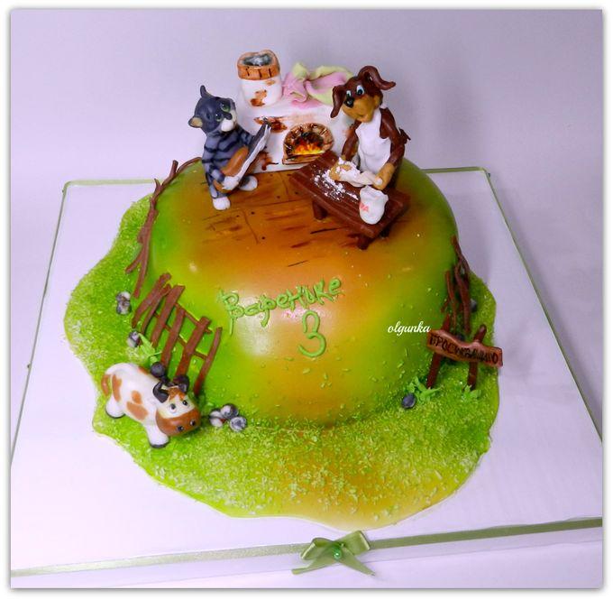 Фото-торт в оренбурге