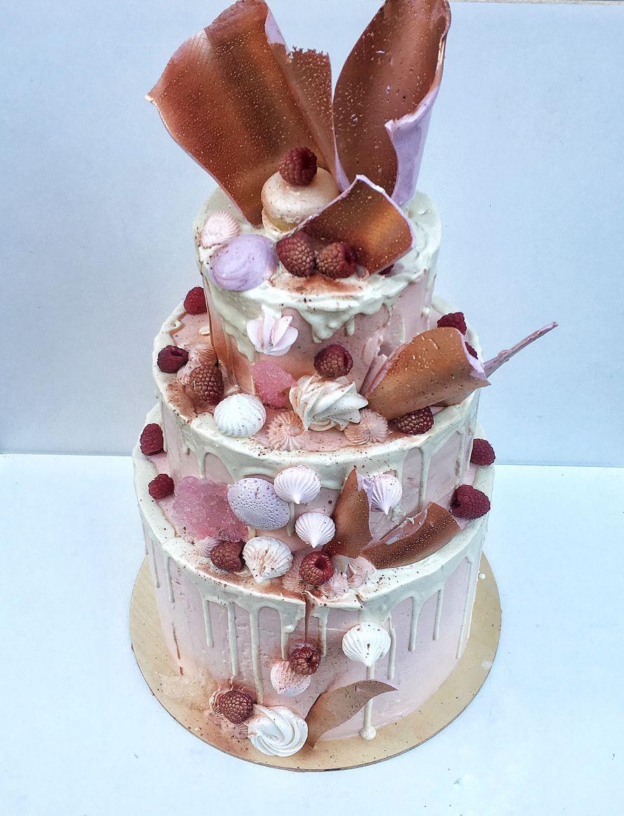 """Торт """"Сладкая россыпь"""" стоимость 1900 Р/кг - закажите торт за 1 месяц или ранее и получите каждый 3-ий кг в подарок - фото 17665290 Sweet - кафе-кондитерская"""