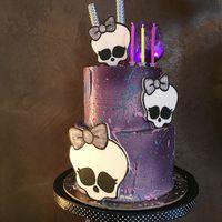 """торт с кремовым покрытием """"Космос""""  стоимость 1900 Р/кг - закажите торт за 1 месяц или ранее и получите каждый 3-ий кг в подарок"""