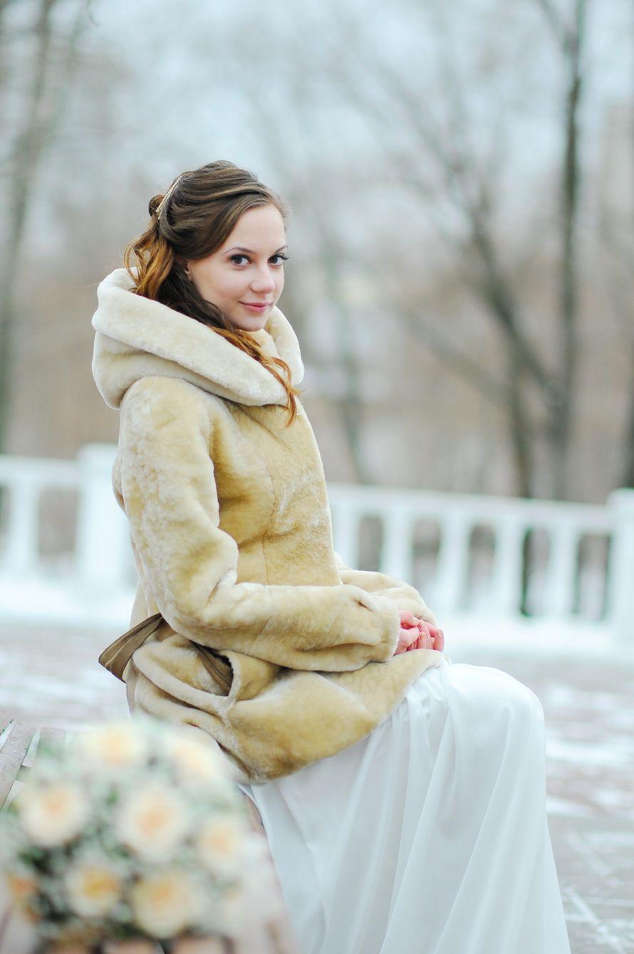 невеста и букет - фото 4101581 Фотограф Красова Юлия