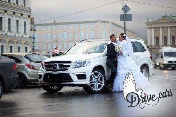Mercedes GL new - аренда от 1800р/час - фото 2123186 Drive cars - аренда транспорта