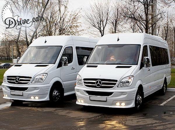 Mercedes Sprinter - аренда от 650 р/час - фото 2123212 Drive cars - аренда транспорта
