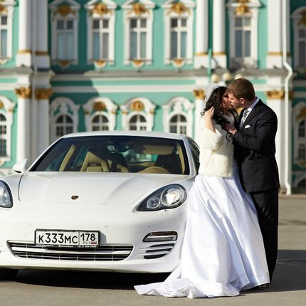 Аренда Porsche Panamera 1 час