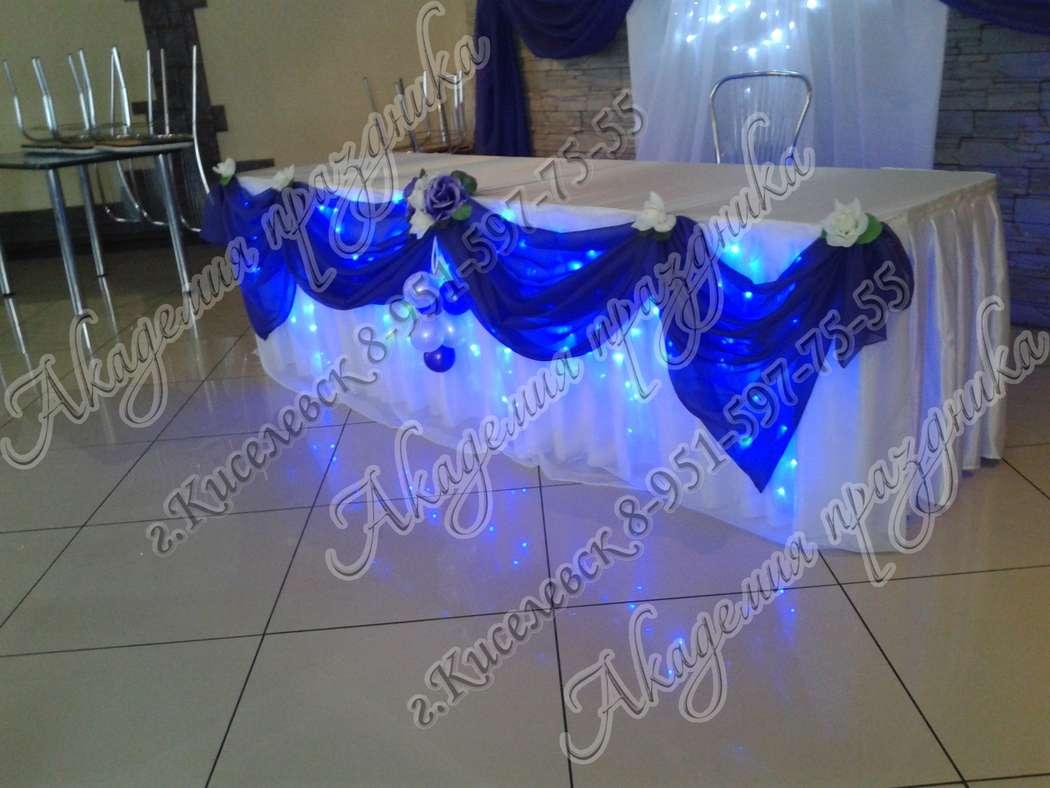 Фото 1995355 в коллекции Оформление свадебного зала - Академия Праздника - оформление свадеб