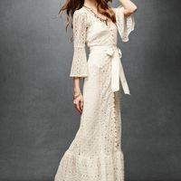 Свадебное платье в винтажном стиле