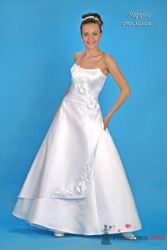 "Нарцисс, лилия - фото 15061 Свадебный салон ""Хельга"""