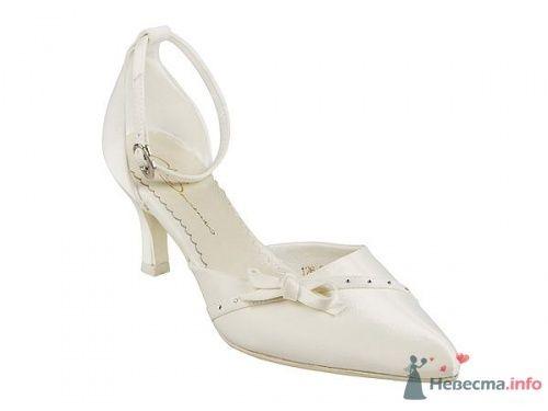 """Фото 15125 в коллекции Свадебная обувь - Свадебный салон """"Хельга"""""""