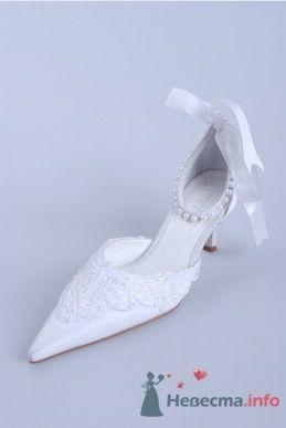 """Фото 15129 в коллекции Свадебная обувь - Свадебный салон """"Хельга"""""""