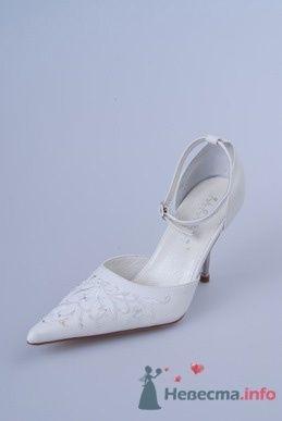 """Фото 15131 в коллекции Свадебная обувь - Свадебный салон """"Хельга"""""""