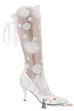 """Фото 15133 в коллекции Свадебная обувь - Свадебный салон """"Хельга"""""""