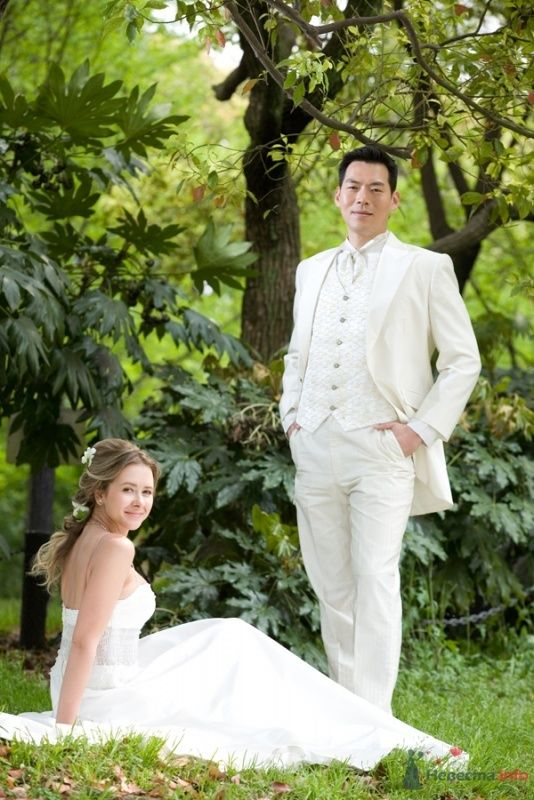Фото 35027 в коллекции our weddind photo - YuBinLi
