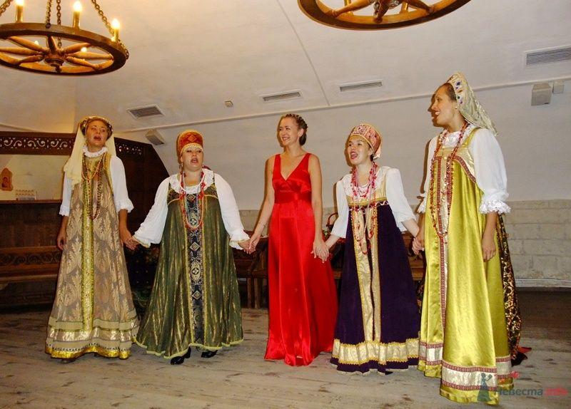 Фото 35064 в коллекции russian weddind - YuBinLi