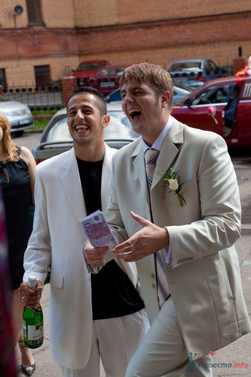 Фото 41839 в коллекции Наша зажигательная Свадьба!11.07.2009 - КатёночкаИзЗелика