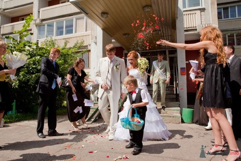 Фото 41849 в коллекции Наша зажигательная Свадьба!11.07.2009