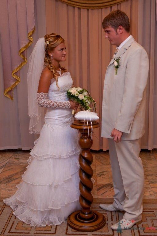 Фото 41864 в коллекции Наша зажигательная Свадьба!11.07.2009