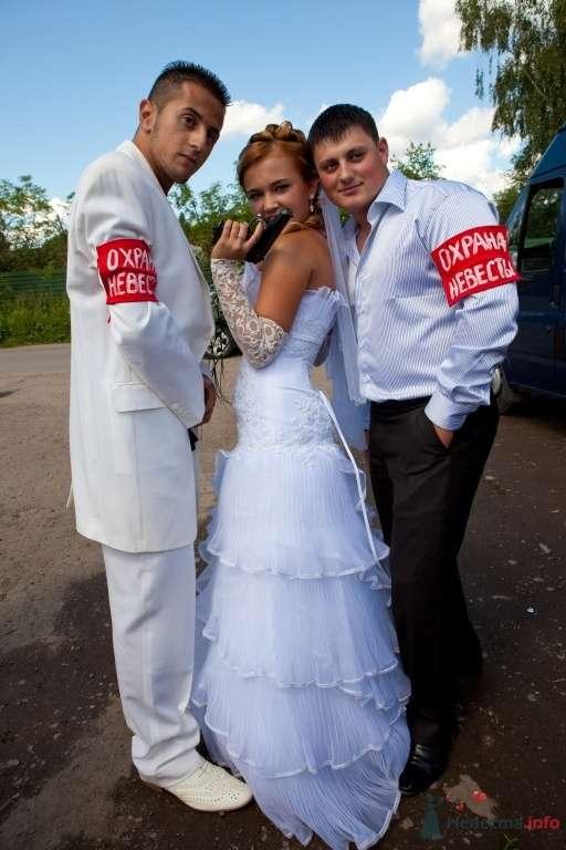 Фото 41877 в коллекции Наша зажигательная Свадьба!11.07.2009 - КатёночкаИзЗелика