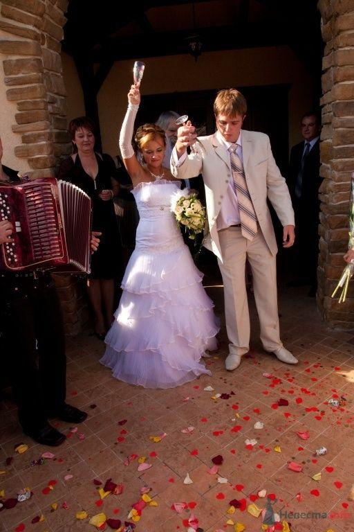 Фото 41903 в коллекции Наша зажигательная Свадьба!11.07.2009