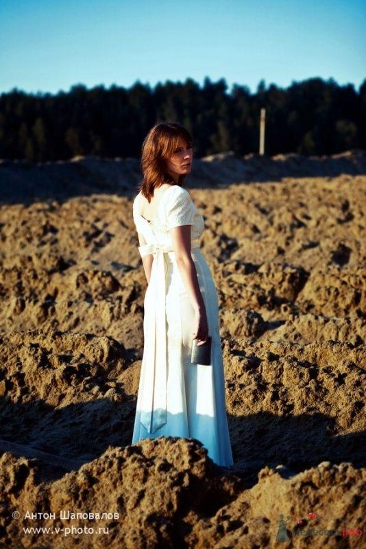 Фото 53747 в коллекции Trash-the-dress или Хмурое утро невесты - Свадебные фотографы StoryOfMoments