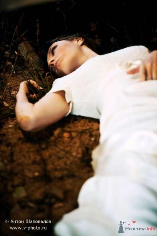 Фото 53757 в коллекции Trash-the-dress или Хмурое утро невесты - Свадебные фотографы StoryOfMoments