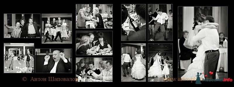Фото 107677 в коллекции Свадебная фотокнига Владимира и Ирины. 12.02.2010 - Свадебные фотографы StoryOfMoments