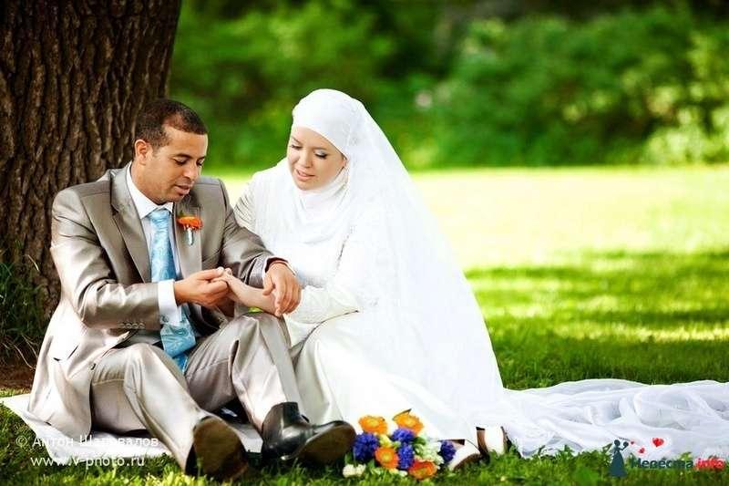Фото 108856 в коллекции Ольга (ribca_saghira) и Абдельхади. 13 мая 2010. - Свадебные фотографы StoryOfMoments