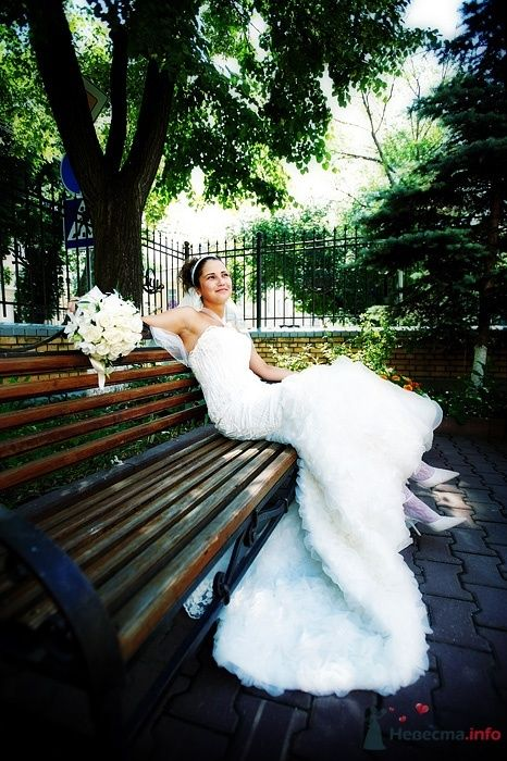 Фото 33060 в коллекции Александра и Александр  27.06.09 - Студия свадебной фотографии Сергея Рыжова