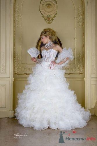 Свадебное платье Magnolia - фото 13822 Невеста01