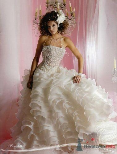 Свадебное платье Bagatelle - фото 13823 Невеста01