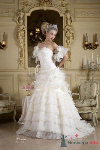 Свадебное платье Pivoine - фото 13824 Невеста01