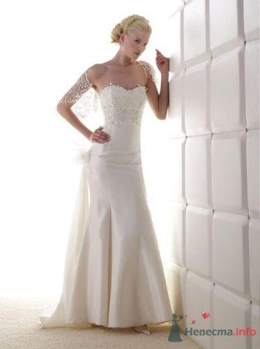 Свадебное платье Floralie - фото 13829 Невеста01