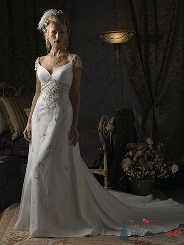 Свадебное платье D2073 - фото 13837 Невеста01