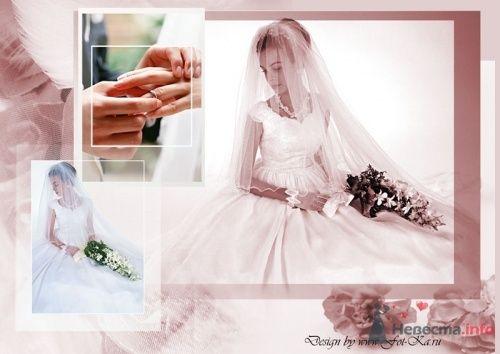 Коллаж свадебный - фото 15389 Фотограф Резник Екатерина