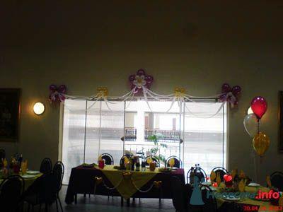 Фото 159753 в коллекции Оформление свадьбы - Good Brand - Праздничное агентство
