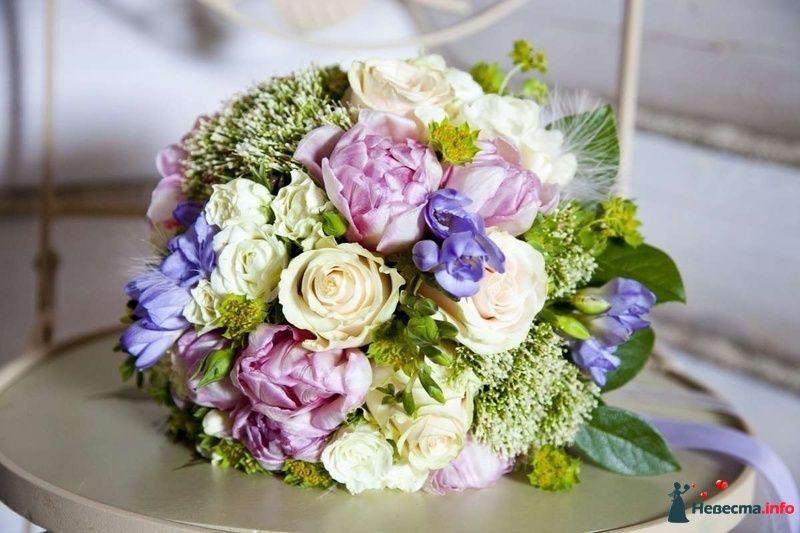 Букет невесты салон цветов мастер класс