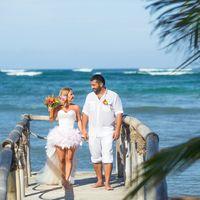 Организация свадьбы на Карибах, 2 дня