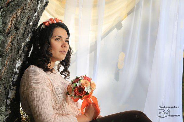 """Фото 3100457 в коллекции Фотопроекты - """"Венерин башмачок"""" - цветочные аксессуары"""