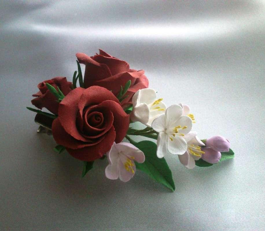"""Фото 6690680 в коллекции Мои фотографии - """"Венерин башмачок"""" - цветочные аксессуары"""