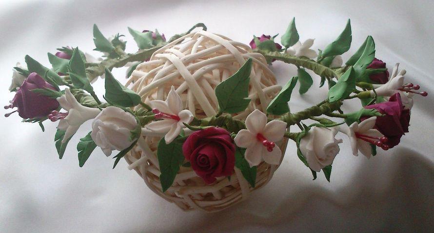 """Фото 6690708 в коллекции Мои фотографии - """"Венерин башмачок"""" - цветочные аксессуары"""