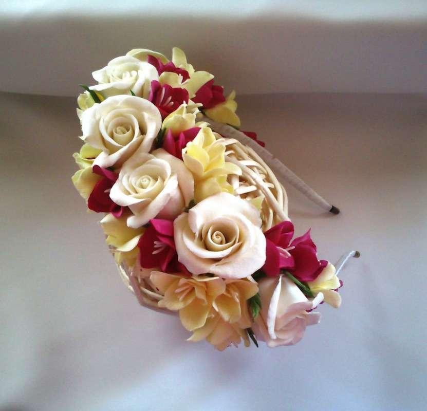 """Фото 6690718 в коллекции Мои фотографии - """"Венерин башмачок"""" - цветочные аксессуары"""