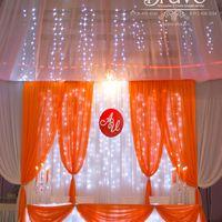 В холодную зиму -летнюю изюминку. Оранжевая свадьба Артема и Ирины 19 ноября 2016 г.