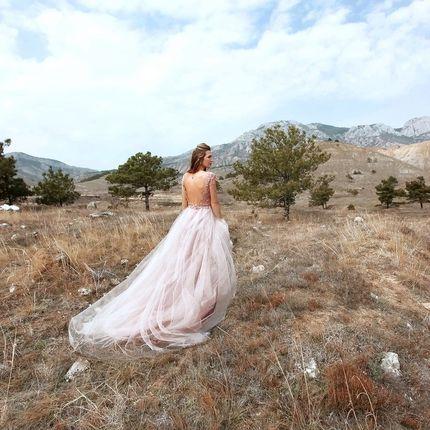 Свадебное платье Ivanel