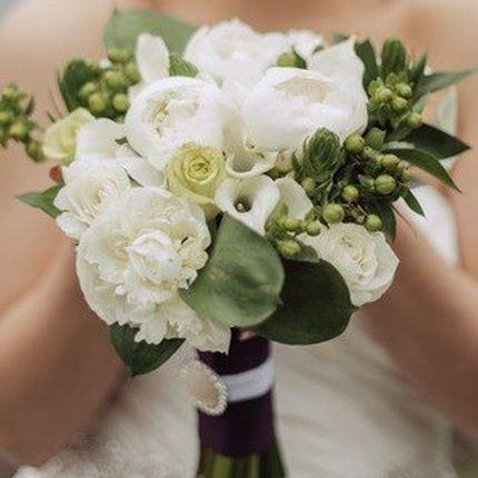 Букет невесты из всего на свете