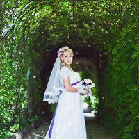 Свадебная фотосъемка. Невеста