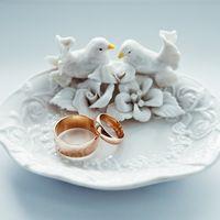 Свадебная фотосъемка. Обручальные кольца